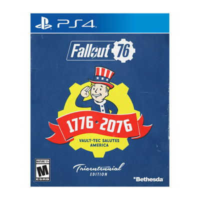 Playstation 4 Fallout 76: Tricentennial Edition Video Game