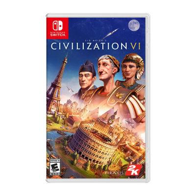 Nintendo Switch Sid Meier's Civilization VI Video Game