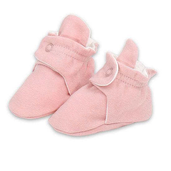 The Peanutshell Girls 0-3 Months Crib Shoes
