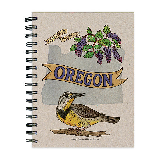 Tf Publishing Greetings From Oregon Journal