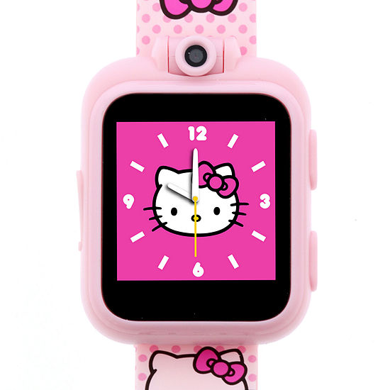 Itouch Playzoom Hello Kitty Unisex Pink Smart Watch-100026m-2-51-Bpr