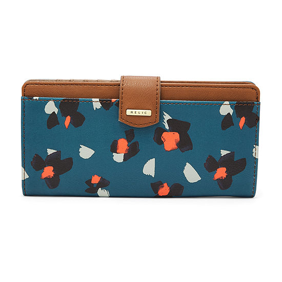 Relic By Fossil Rfid RFID Blocking Envelope Wallet