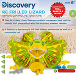 Discovery Kids RC Frilled Lizard