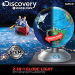 Discovery Kids Globe 2 in 1 Day and Night Earth