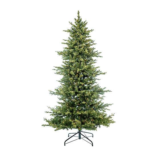 Kurt Adler 7 1/2 Foot Pre-Lit Christmas Tree