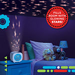 Discovery Kids Sound Machine Alarm Clock with Stars Projection
