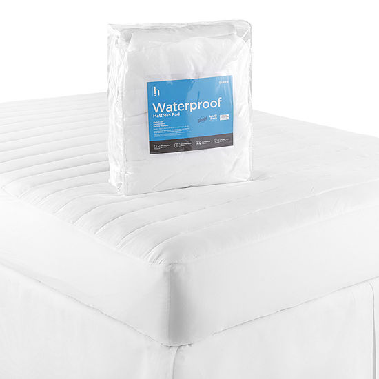 Home Expressions Waterproof Mattress Pad