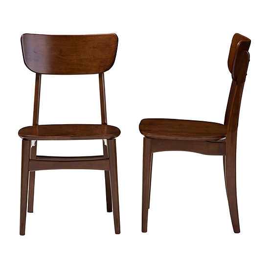 Netherlands 2-pc. Side Chair