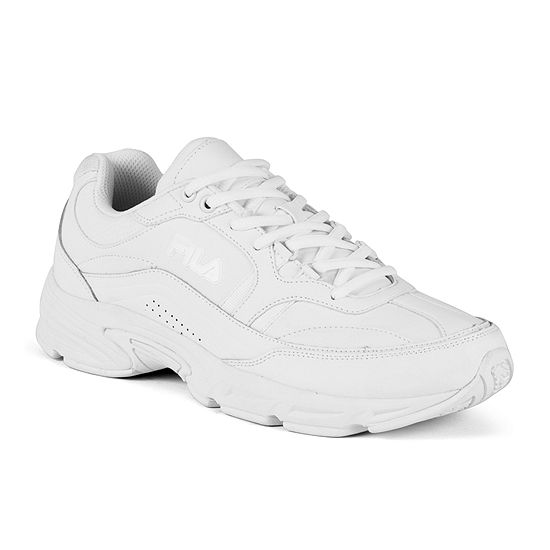 ec67674067 Fila® Memory Workshift Mens Slip-Resistant Work Shoes