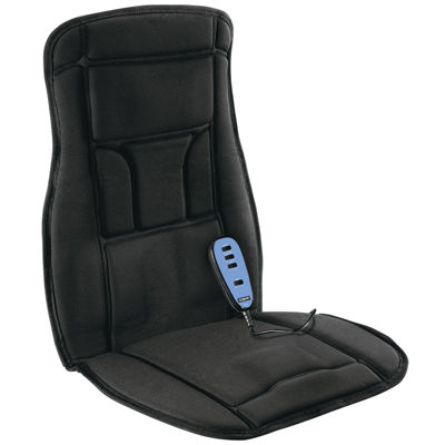 Conair Body Benefits® Heated Massaging Seat Cushion