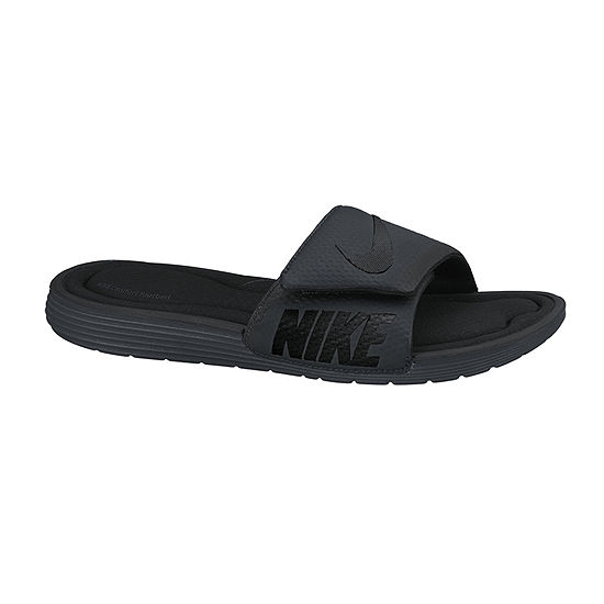 Nike Solarsoft Comfort Slide Mens Athletic Sandals