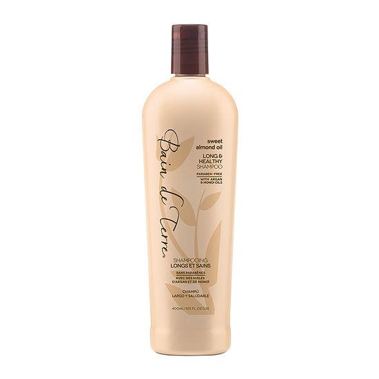 Bain de Terre® Sweet Almond Oil Long and Healthy Shampoo - 13.5 oz.