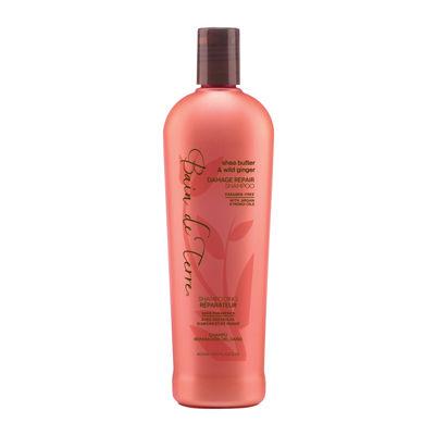 Bain de Terre® Shea Butter and Wild Ginger Damage Repair Shampoo - 13.5 oz.