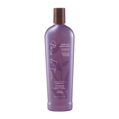 Bain de Terre® Jojoba Oil and Exotic Orchid Glossing Shampoo - 13.5 oz.