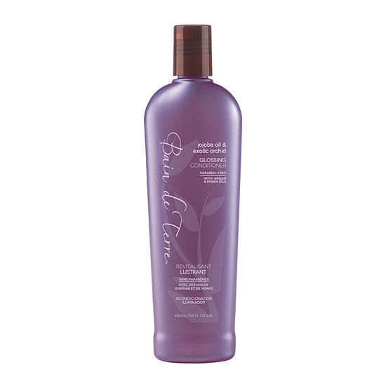 Bain de Terre® Jojoba Oil and Exotic Orchid Glossing Conditioner - 13.5 oz.