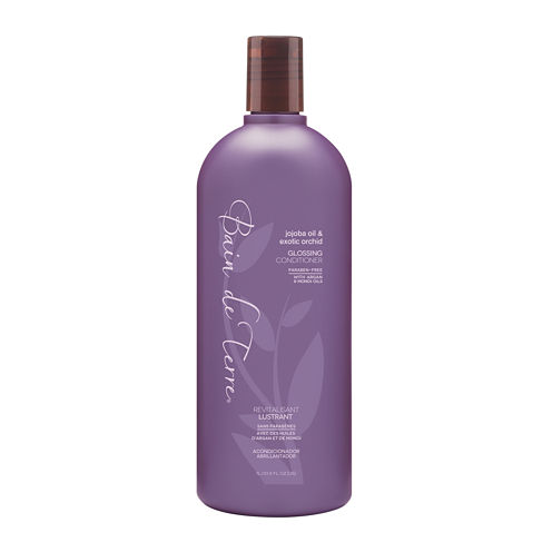 Bain de Terre® Jojoba Oil and Exotic Orchid Glossing Conditioner - 33.8 oz.