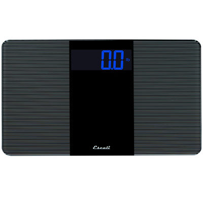 Escali® Extra Wide Bathroom Scale