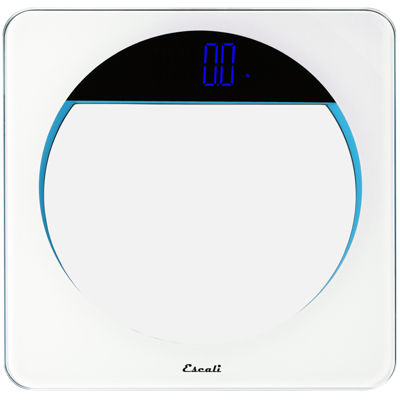 Escali® Lunar Blue Bathroom Scale