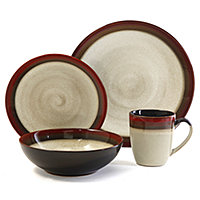 casual dining  sc 1 st  JCPenney : chicken pattern dinnerware - pezcame.com