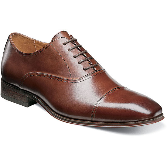 Florsheim Mens Carino Oxford Shoes Lace-up