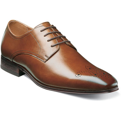 Florsheim Mens Carino Oxford Shoes Lace-up Wing Tip