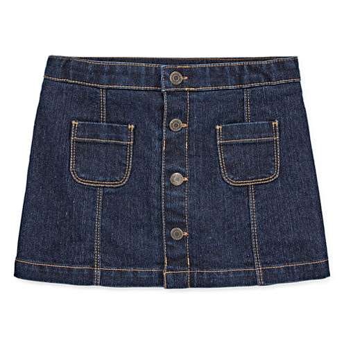 Arizona Denim Scooter Skirt