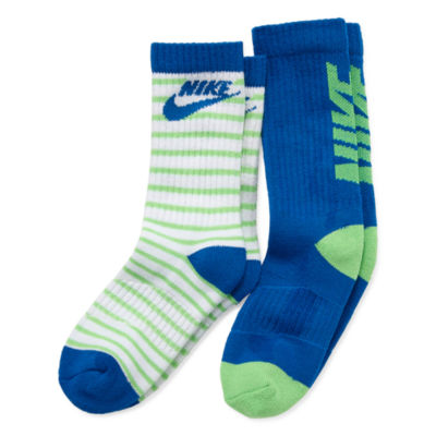 Nike 2-pc. Crew Socks