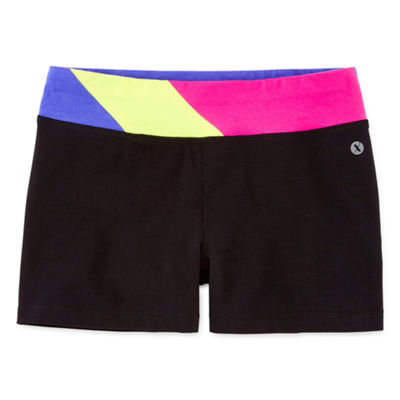 Xersion Cotton Yoga Shortie - Girls' 7-16 and Plus