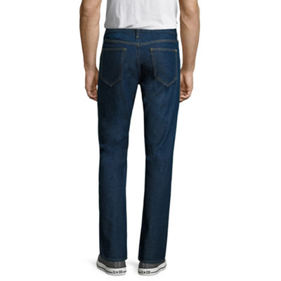 City Streets Mens Low Rise Slim Fit Jean
