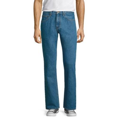 City Streets Mens Low Rise Slim Fit Jean