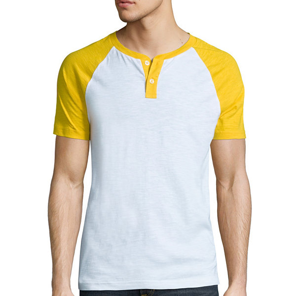 Arizona Short Sleeve Henley Shirt
