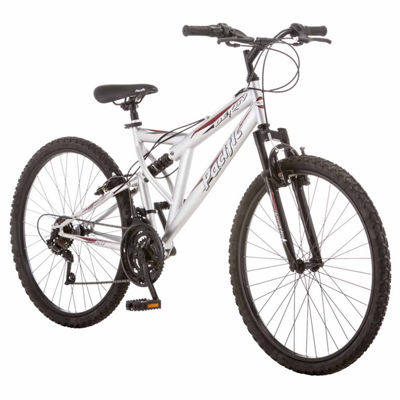 "Pacific Derby 26"" Mens Full Suspension Mountain Bike """