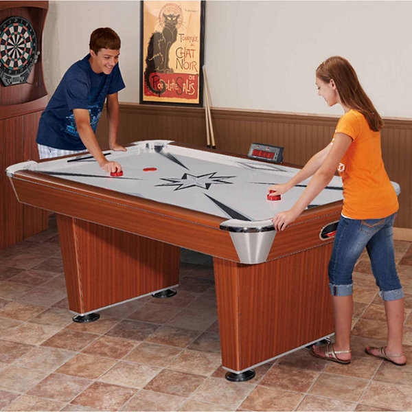 Hathaway Midtown 6-Ft Air Hockey Table