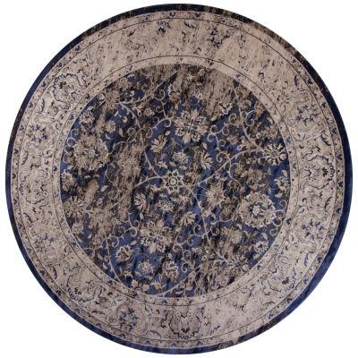 Vintage Round Rugs
