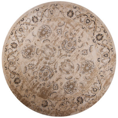 "Traditions 7'10"" Round Rug"