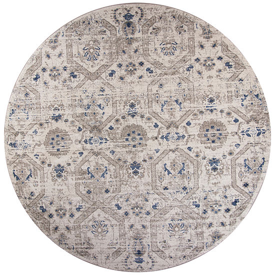 Kas Timeless Round Indoor Rugs