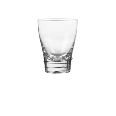 Qualia Glass Helix 4-pc. Double Old Fashioned