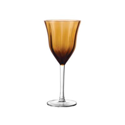 Qualia Glass Amber White Wine Set