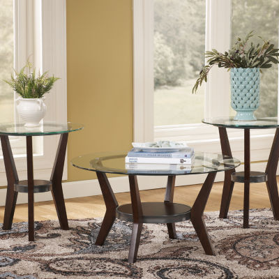 Signature Design By Ashley® Fantell 3 Piece Occasional Table Set