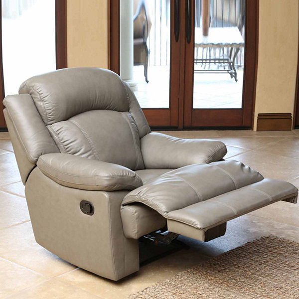Natalie Leather Recliner