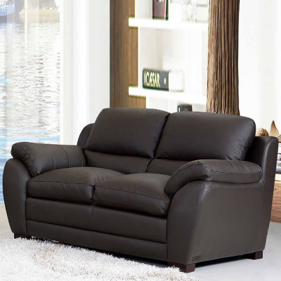 Piper Pad-Arm Loveseat