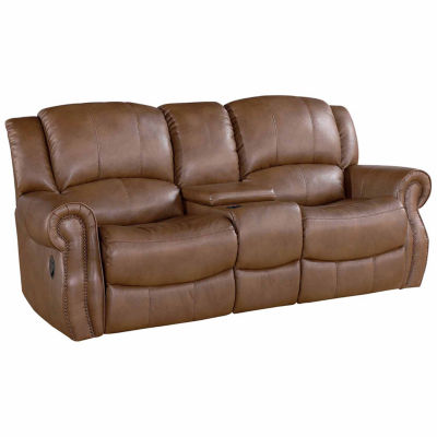 Alexander Roll-Arm Reclining Loveseat