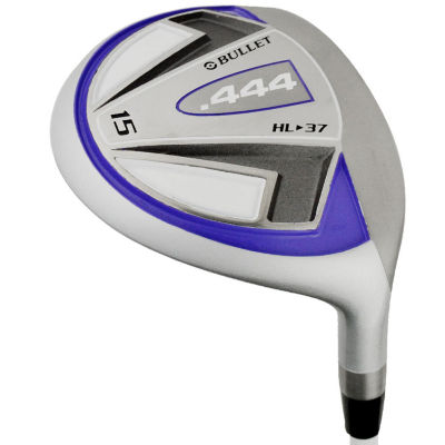 Bullet .444 Utility  #15 Wood  -LADIES