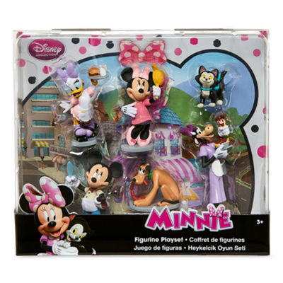 Disney Minnie Mouse Toy Playset