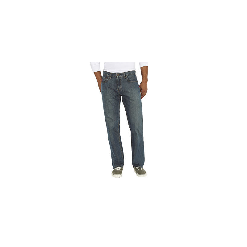 Levis(R) 559 Relaxed Straight Fit Jeans 36x30, Sub Zero