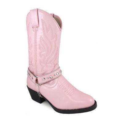 Smoky Mountian Girl's Charleston Cowboy Boot