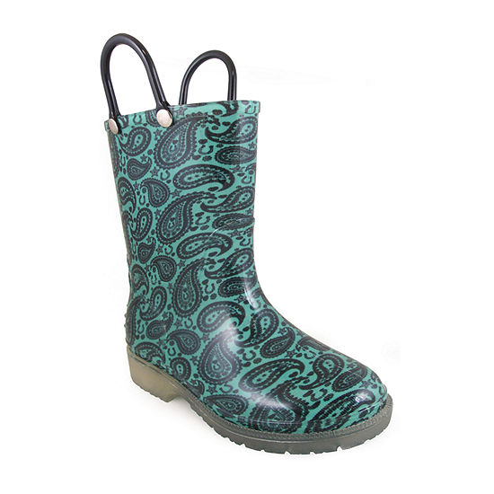 Smoky Mountain Girls Rain Boots Waterproof