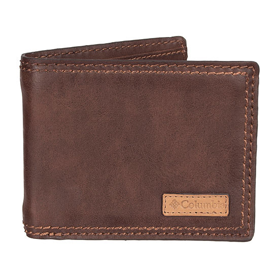 Columbia™ RFID Secure Passcase Wallet