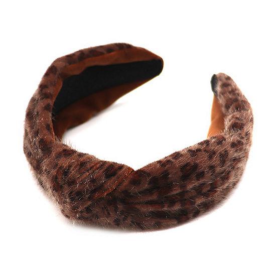 Mixit Leopard Print Headband