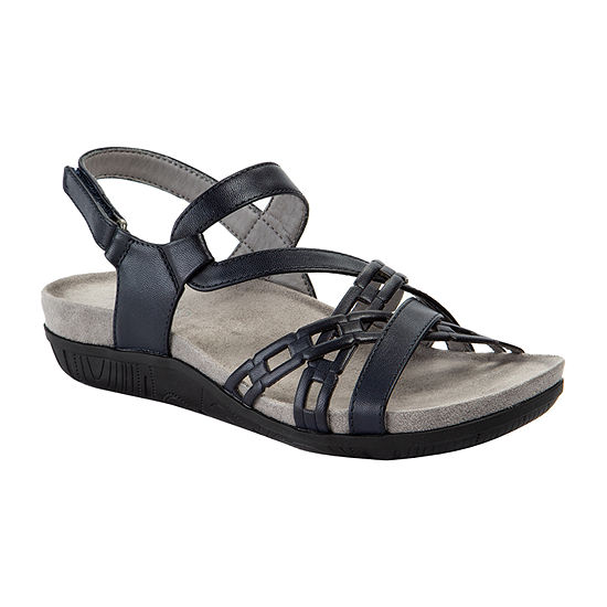 Bare Traps Womens Jewel Flat Sandals